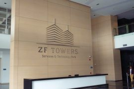 The ZF Tower – Desarrolladora de Zonas Francas