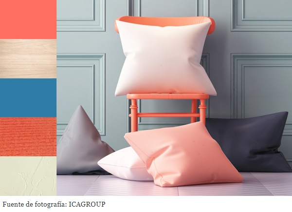 Living Coral, el Color del Año Pantone 2019.